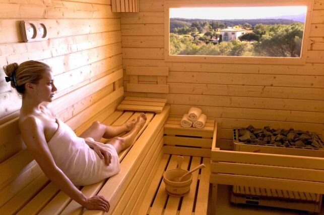 The saunas for home
