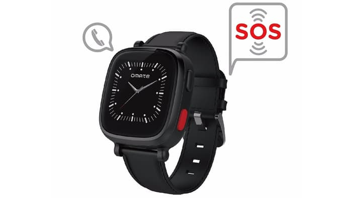 Omate s3 connected watch