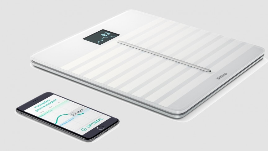 connected scale Withings Body Cardio