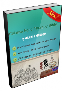 Chinese food therapy bible ebook