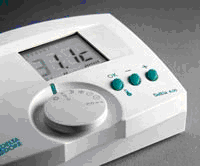 Example of a regulator marketed by the company Delta Dore smart health home