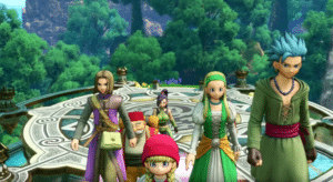 What is the Dragon Quest XI game worth? [Avis]