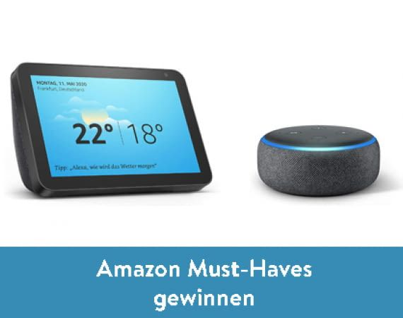 Win Amazon Must Haves
