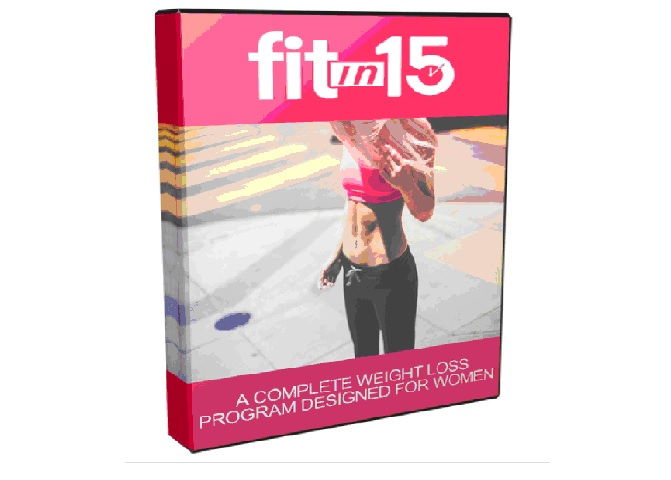 Fit in 15 video course smart health