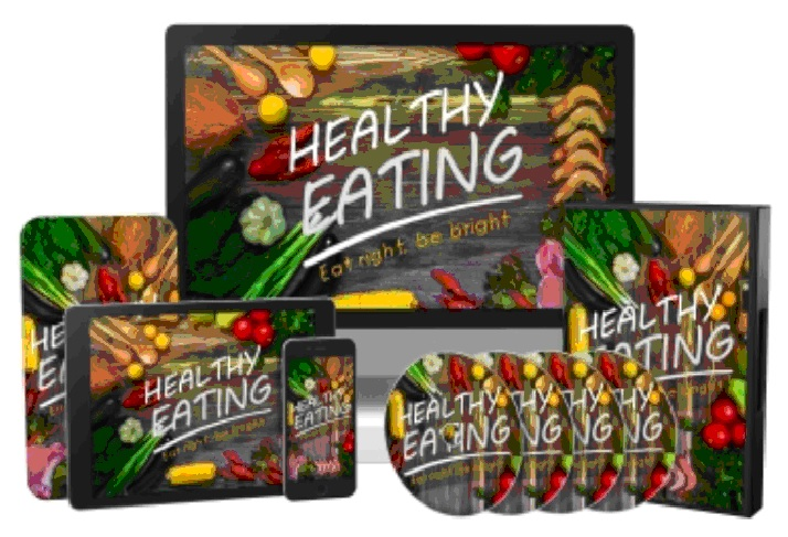Healthy Eating Video Course best body health course