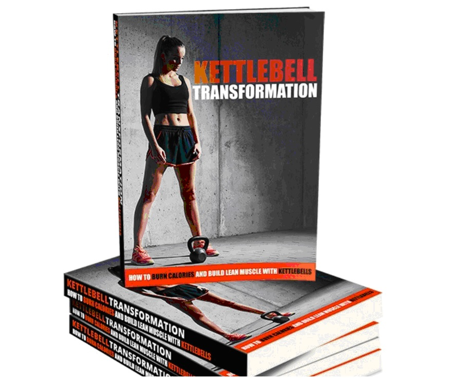 Kettlebell Transformation Video Course best body health course smart health
