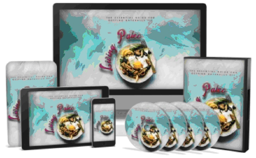 Living Paleo Video Course best body health course online