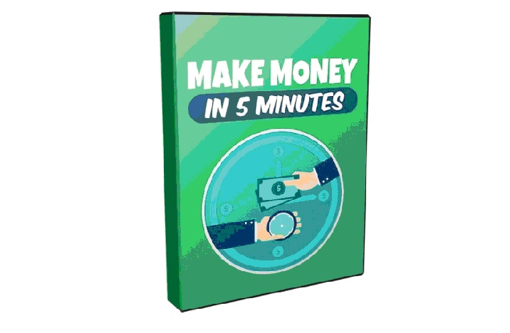 Make Money In 5 Minutes VIDEO COURSES