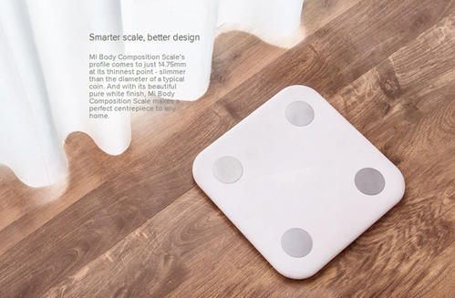 Xiaomi body composition scale review -a complete and accessible connected smart scale