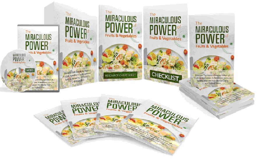 The Miraculous Power Of Fruit and Vegetables Video Course