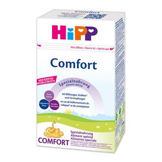 HiPP Comfort Special diet – for bloating and constipation
