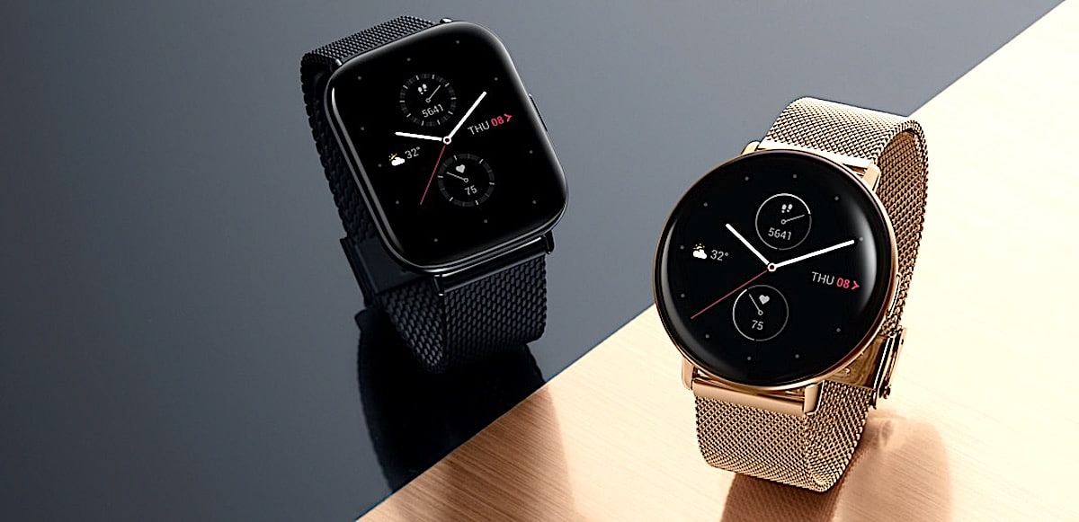 Zepp E smart health connected watch complete health and activity (Amazfit Xiaomi)