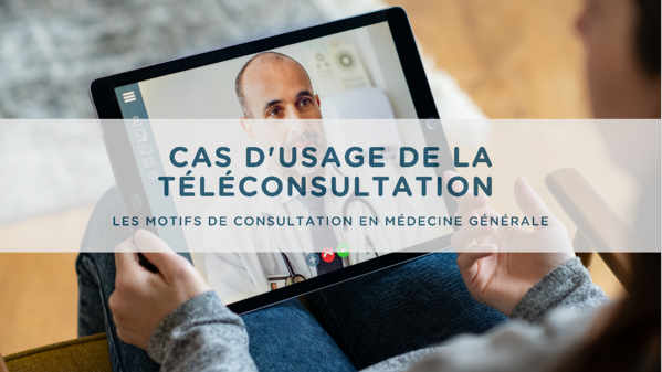 Frequent use of teleconsultation