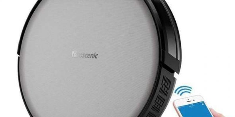 Proscenic 820T robot vacuum cleaner review