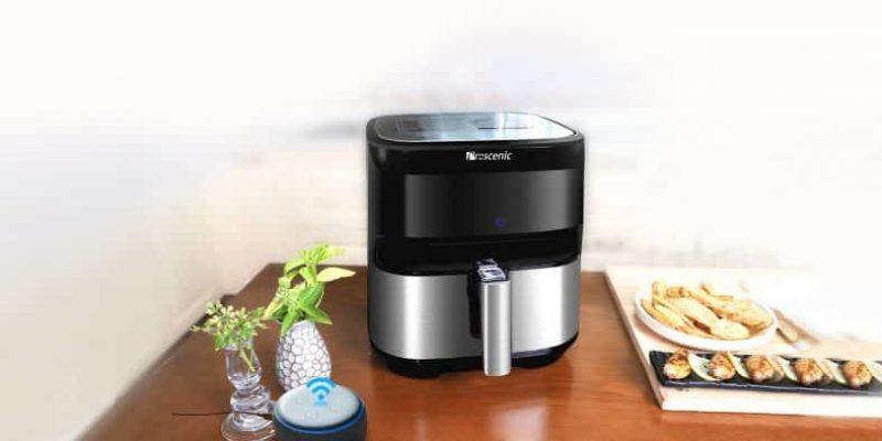 Proscenic T21 review smart fryer with Oil Free