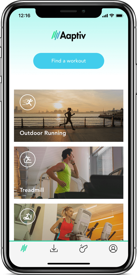 Aaptiv App Review: Fills Your Phone With Personal Trainers – Best Fitness App
