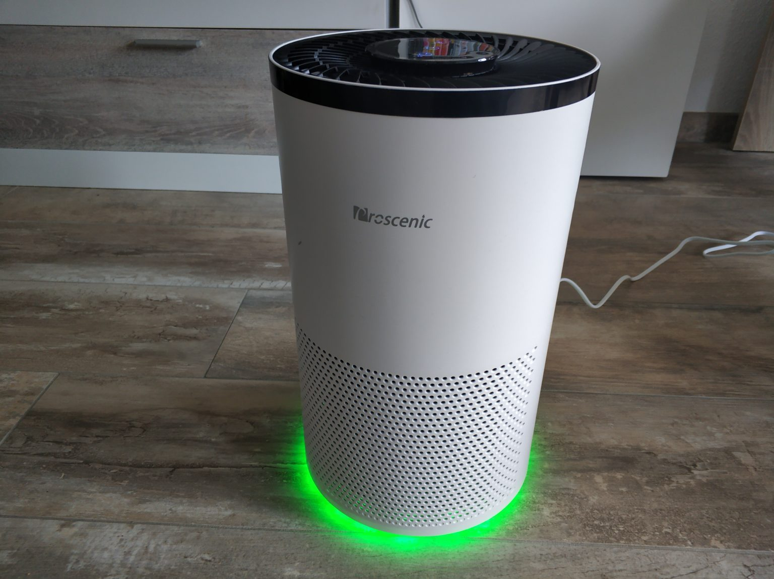 Proscenic A8 air purifier review – for a better air in the home